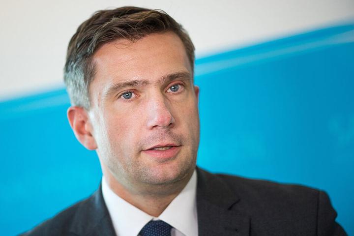 Minister Martin Dulig (45, SPD) will Verkehrspolitik nicht mehr nur vorrangig für die Autofahrer machen.