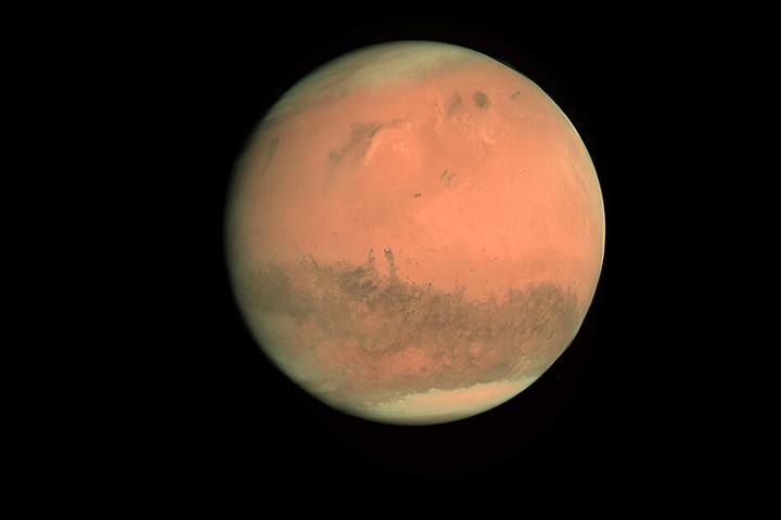Der bemannte Flug zum Mars soll nach 2030 Realität werden.