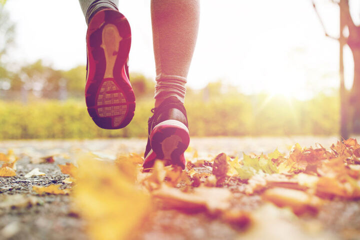Um mit der Traumfigur durch den Herbst zu kommen, muss zunächst genügend Selbstmotivation für Sport und eine gute Ernährung vorhanden sein.