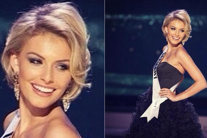 Vor fünf Jahren wurde Josefin Donath zur Miss Universe Germany gewählt. Zwei Jahre später heiratete sie in Oschatz den Dresdner Toni Leistner.