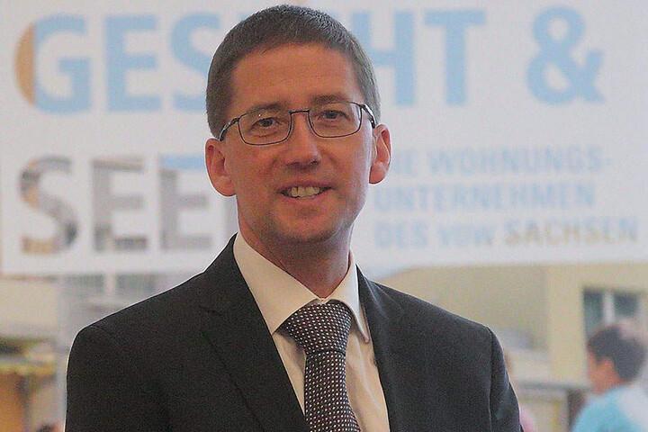Woba-Geschäftsführer Steffen Jäckel (48).