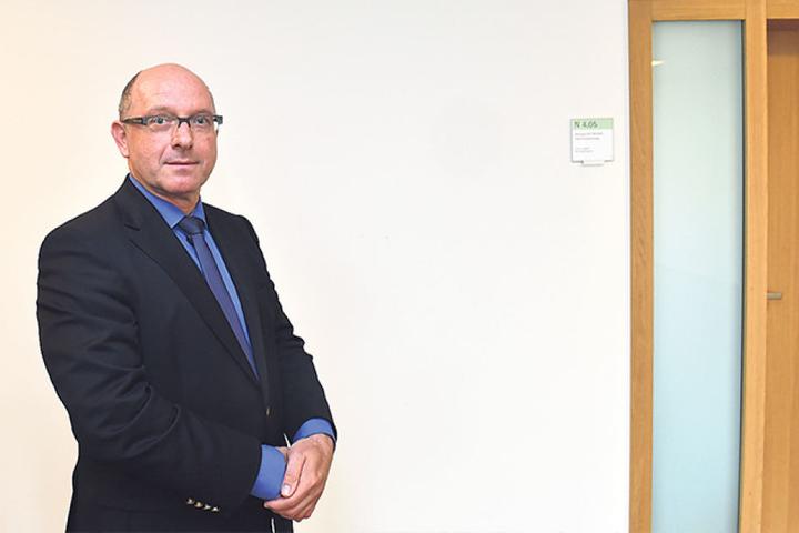"""""""Ich bin sehr erleichtert, dass das Bild zurück ist"""", sagte Gerichtspräsident  Hans Strobl (61)."""