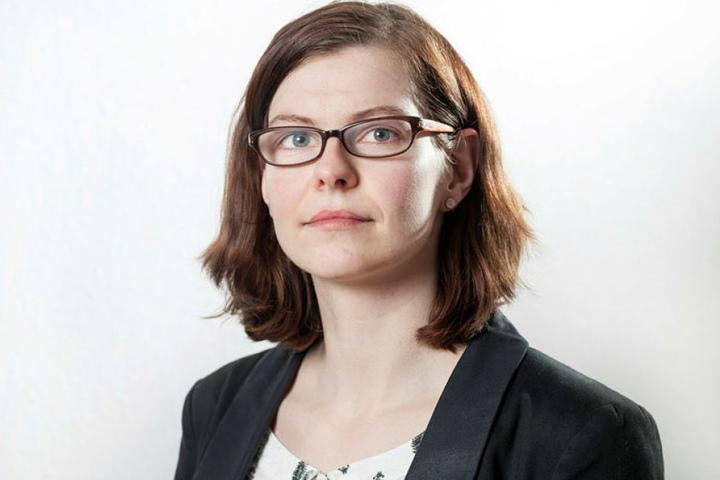 Aktuell sammeln Reichenhainer Unterschriften für die Sanierung des Spielplatzes, so Sabine Pester (32, Linke).