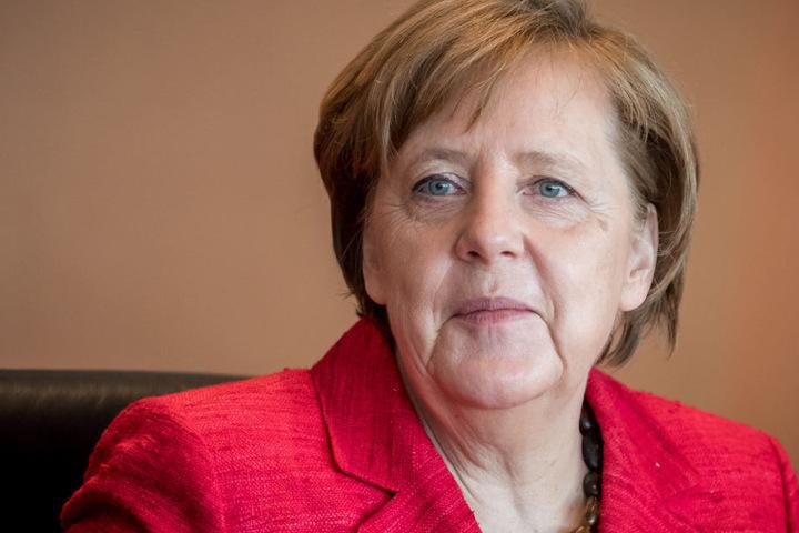 Das Bundespresseamt hat den Eingang des Briefes an Angela Merkel bestätigt.