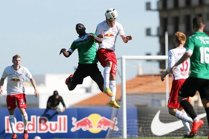 RB war dem portugiesischen Drittligisten in allen Belangen überlegen.