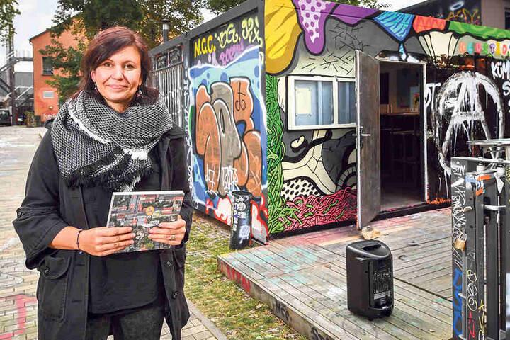 Manuela Möser (38) kümmert sich ab sofort um die Belange der Neustädter.