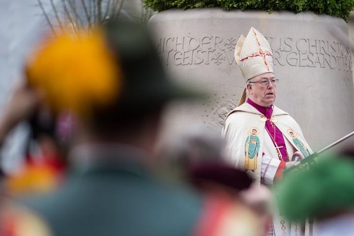 Die katholische Kirche befindet sich laut Hans-Josef Becker in einer Glaubwürdigkeitskrise.