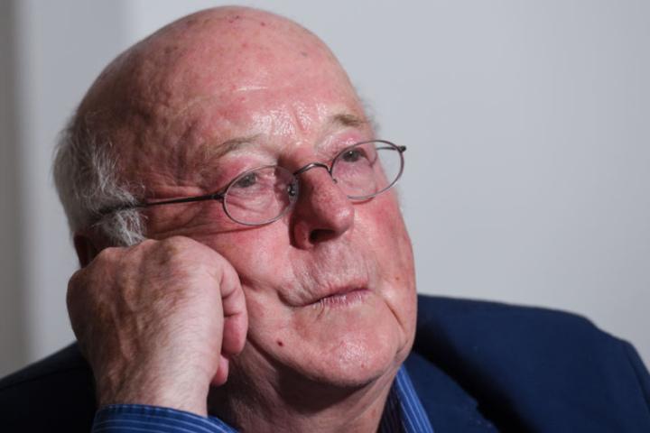 """""""Die Rente ist sicher..."""" Norbert Blüm (83)."""