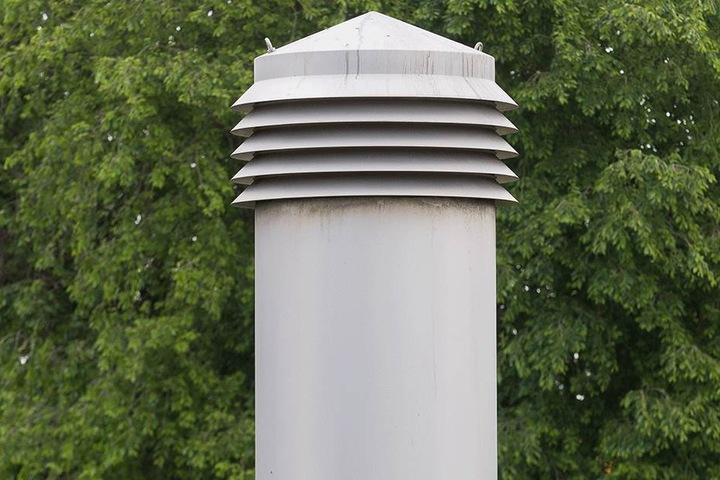 Abzüge von Filteranlagen sollen zukünftig höher gebaut werden. So durchmischen sich Gerüche besser.