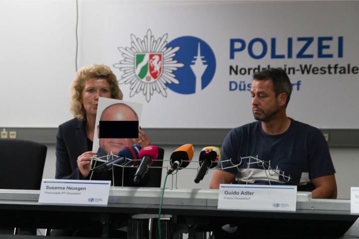 In einer Pressekonferenz hat die Polizei Düsseldorf Details zu der Tat bekannt gegeben.