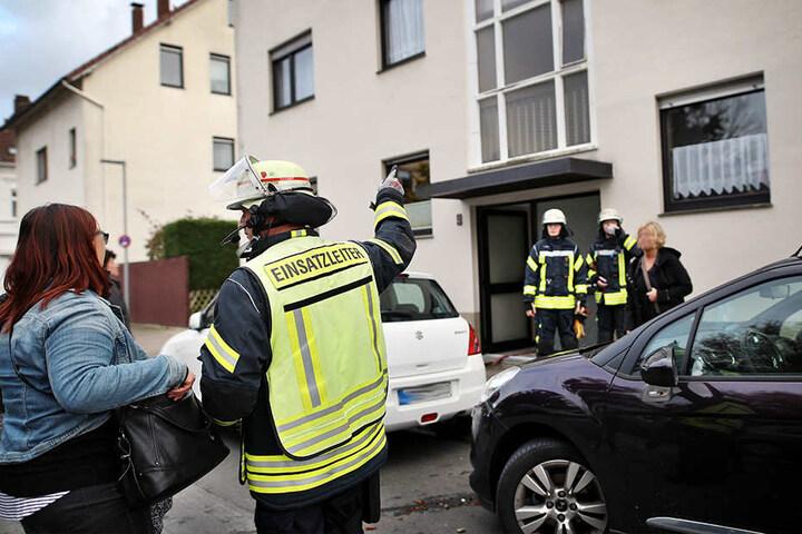Verletzt wurde bei dem Feuerwehreinsatz niemand.