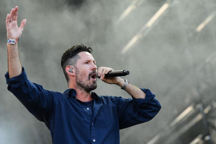 Max Herre beim Lollapalooza-Festival 2018.