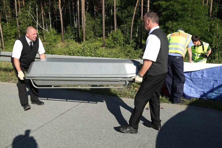 Ein Insasse verstarb noch am Unfallort.