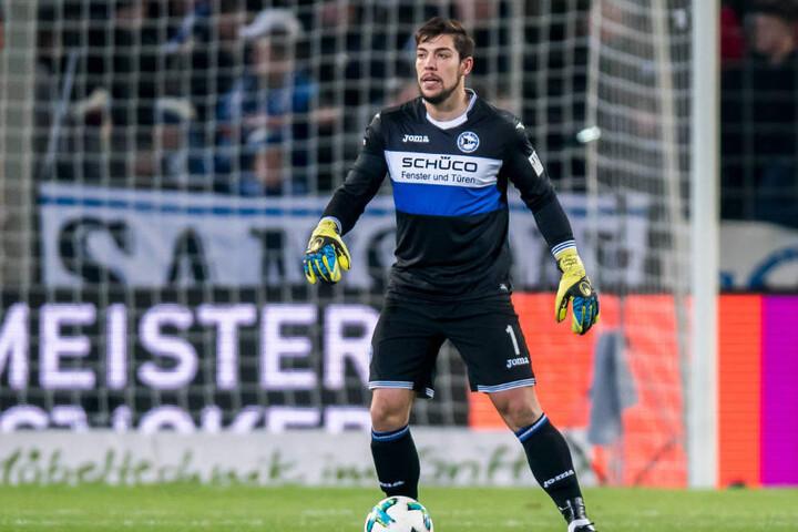 Stefan Ortega wurde in Bielefeld ausgebildet und kehrte nach drei Jahren in München zurück.