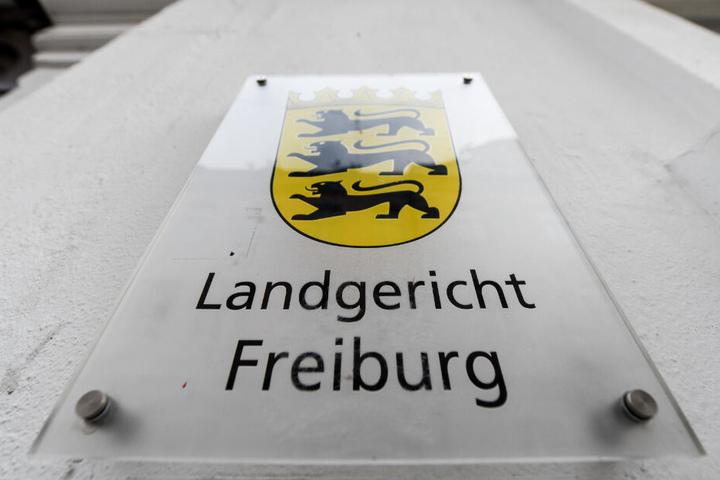 Der Prozess beginnt am Landgericht Freiburg.