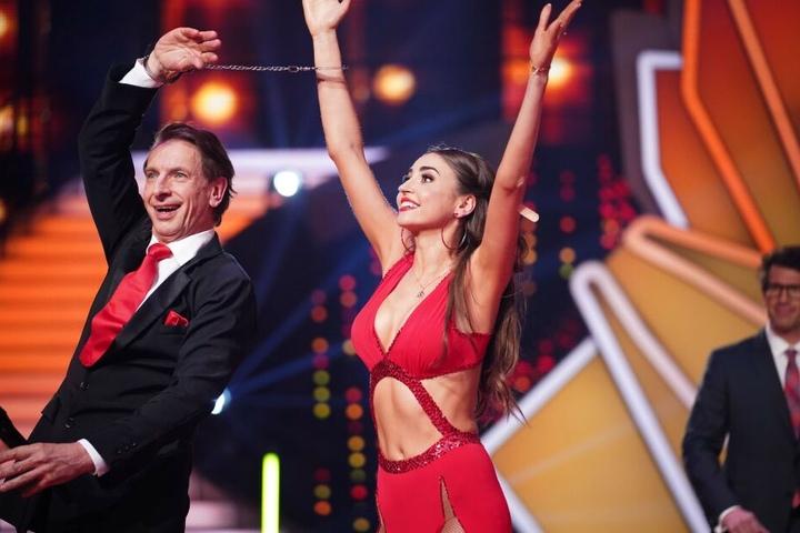 2018 gewann Ekaterina Leonova zusammen mit Ingolf Lück.