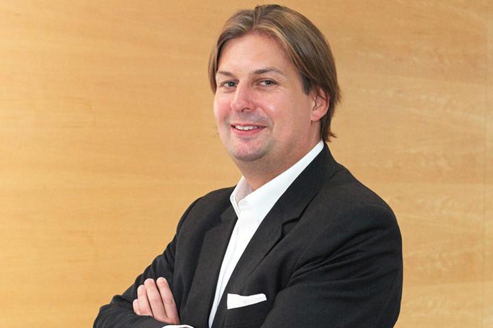Zelebriert seinen Parteiaustritt öffentlich: Ex-CDU-Mann Maximilian Krah  (39).