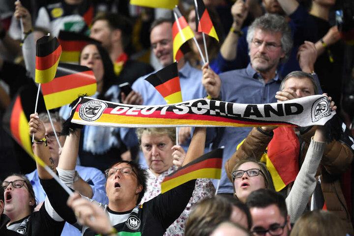 Stimmung in der Kölner Lanxess-Arena!