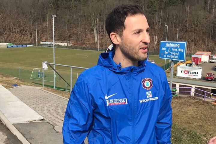 Domenico Tedesco (31) kommt von der TSG Hoffenheim.
