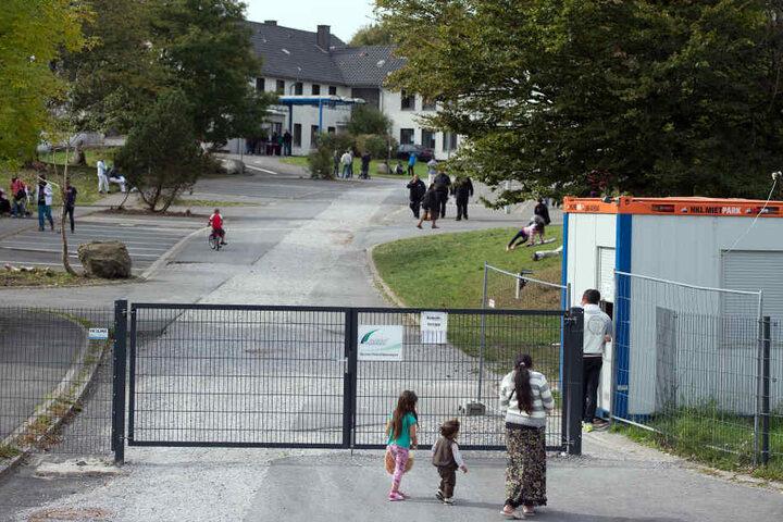 Die Unterkunft in Burbach wurde 2013 und 2014 Schauplatz von Verbrechen.