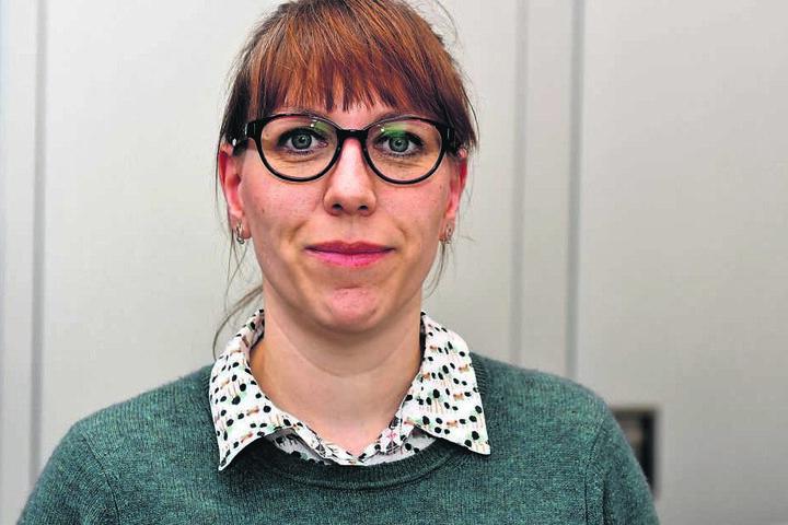 Kritisiert die auf Dieselfahrzeuge ausgerichtete Anschaffungspolitik der Landesregierung: Grünen-Abgeordnete Katja Meier (39).