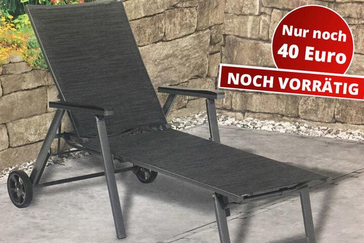 Funffach Verstellbare Rollliege Schwarz Inklusive Praktischem Kopfbogen Fur Nur 40 Euro Statt 69