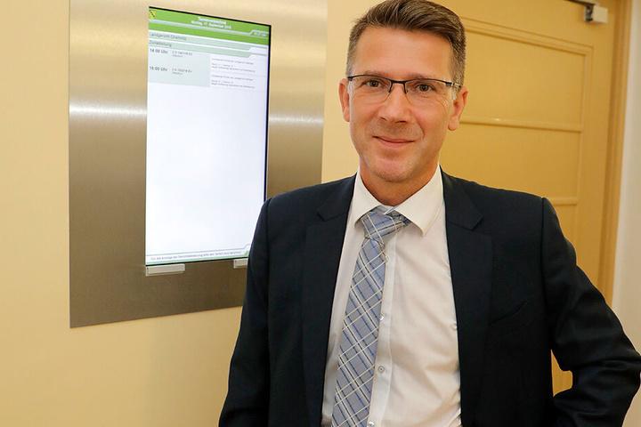 In ihrer Mitteilung verurteilten die Aufsichtsratsmitglieder den Umgang mit dem Vorstandsvorsitzenden Andreas Georgi.