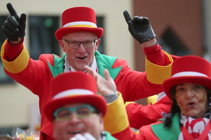 Dünnwald Karnevalszug