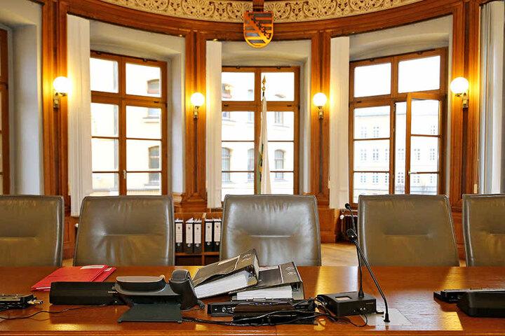 Im Landgericht Leipzig wird der Prozess am Mittwoch fortgesetzt.