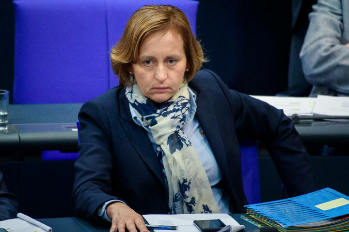 Auch Bundestagsabgeordnete Beatrix von Storch sollte zu dem Treffen kommen.