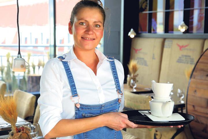 """Katrin Lehmann (36), """"Felix""""."""