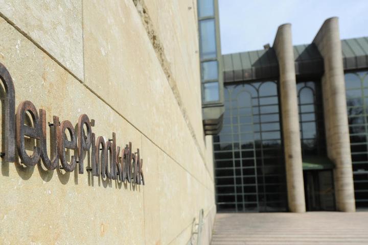 Die Neue Pinakothek schließt ihre Türen bis 2025. (Archivbild)
