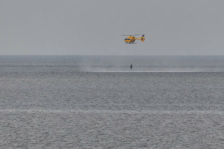 Erst Ende April mussten zwei Ostwestfalen aus dem Wattenmeer bei Butjadingen gerettet werden.