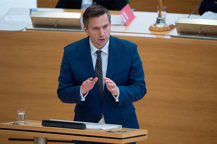 Verkehrsminister Martin Dulig (43, SPD) hat die Strategie erarbeiten lassen.