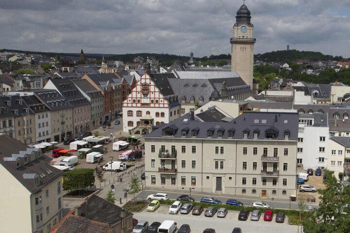 Bund und Freistaat helfen Plauen (Vogtland) bei der Verschönerung der Stadt.