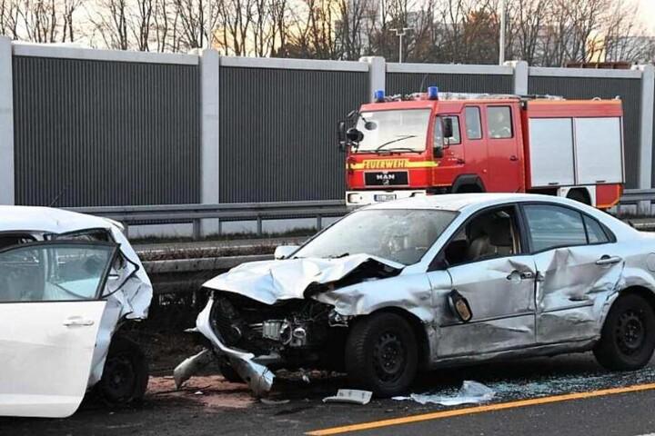 Ohne Führerschein, unter Alkoholeinfluss und mit einem geklauten Auto war der Unfallfahrer unterwegs.