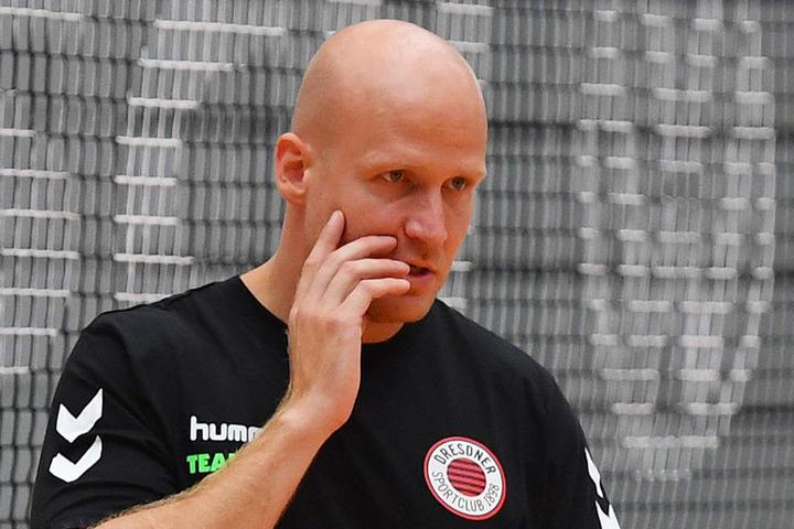 Goran Mladenic hat für jede Spielerin einen individuellen Trainingsplan aufgestellt.