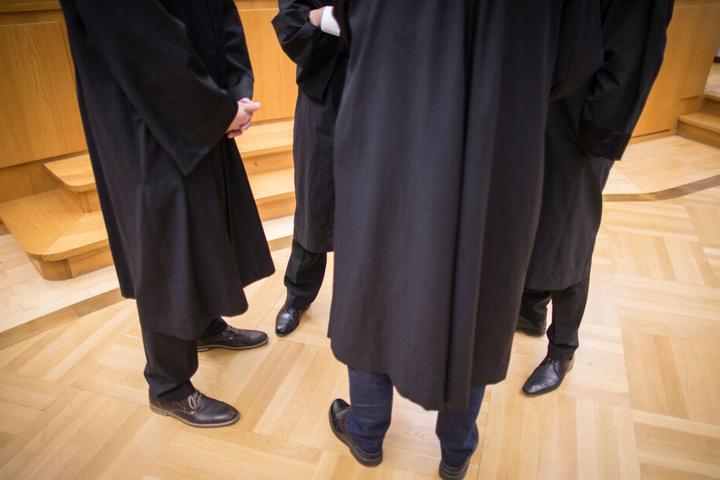 Der Prozess findet am Landgericht Gießen statt. (Symbolbild)