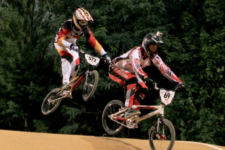 In Stuttgart findet am Wochenende die Deutsche BMX-Meisterschaft statt. (Archivbild)