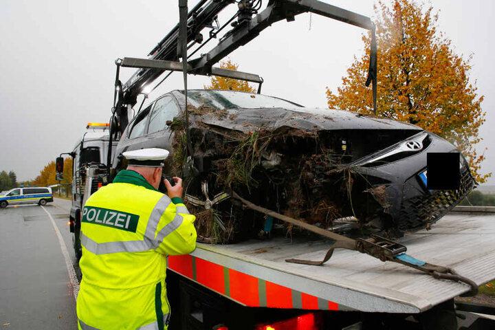 Zum genauen Unfallhergang ermittelt die Polizei.