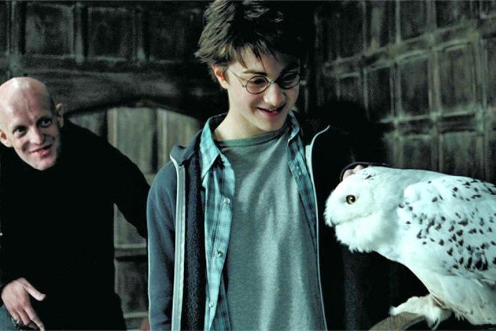 Jim Tavaré (l.) spielte im dritten Teil von Harry Potter eine Nebenrolle.