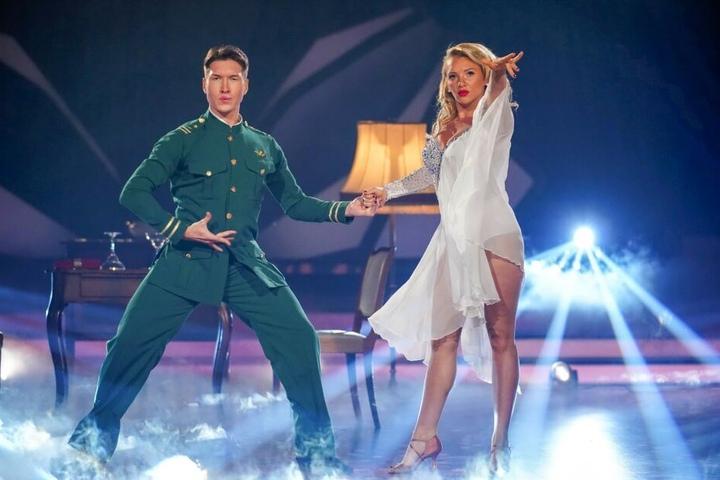 Bei der letzten Folge von Let's Dance kamen die beiden Tänzer eine Runde weiter.