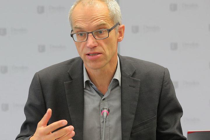 Amtsleiter Falk Schmidtgen
