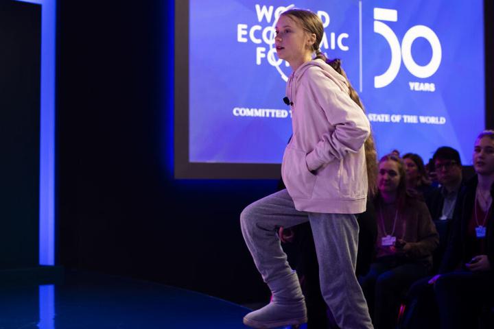 Das Jahrestreffen des Weltwirtschaftsforums findet vom 21. bis 24. Januar 2020 in Davos statt.