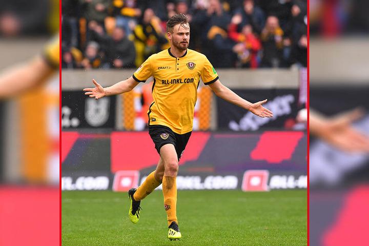 Lucas Röser (25) soll auch gegen den 1. FC Union Berlin wieder treffen.