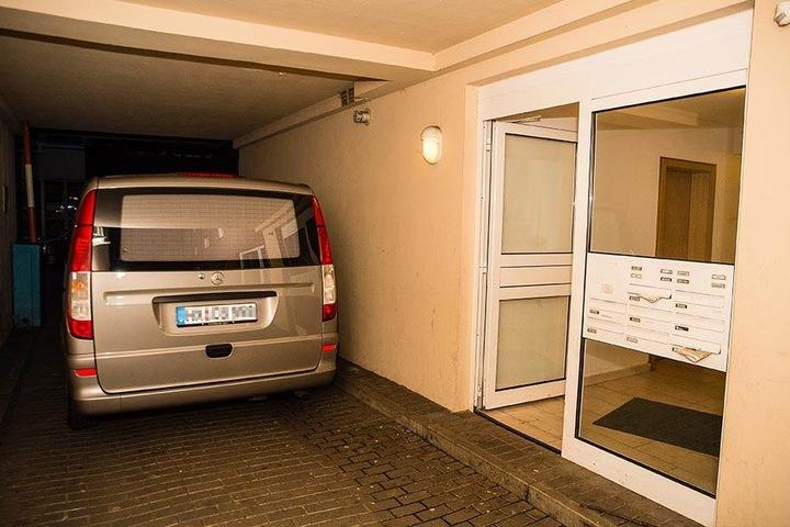 Die Polizei in Höxter wurde um 22.25 Uhr zunächst zu einem Streit in Bad Driburg gerufen.