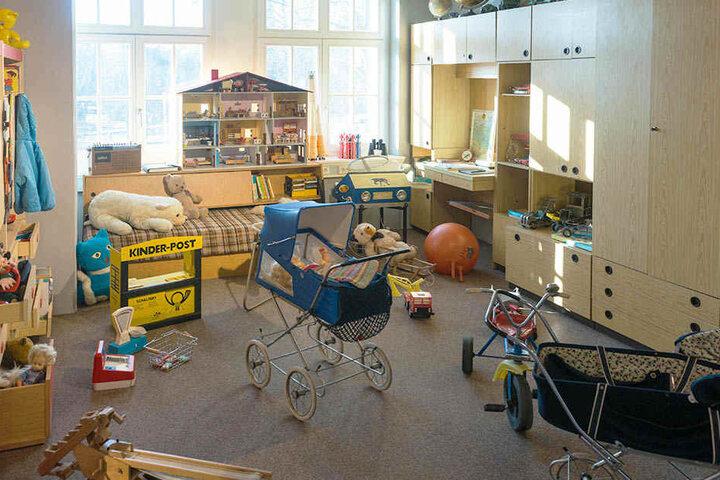 """Wer erinnert sich noch: So sahen Kinderzimmer in der """"Welt der DDR"""" aus."""