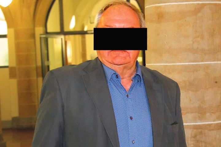 Reinhard B. (75) schwieg im Prozess. Verurteilt wurde er dennoch.