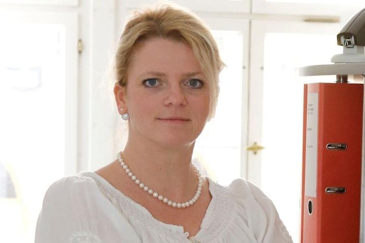Susanne Schaper (41, Linke)