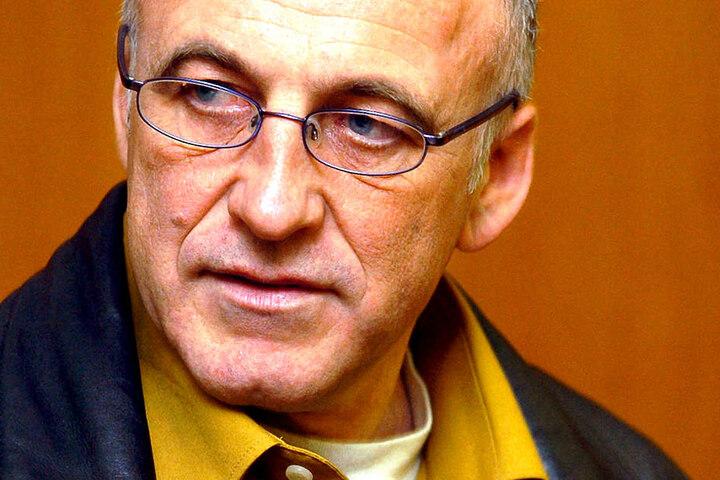 Neonazi Gerhard Ittner (58) will am Samstag in die Neustadt marschieren.